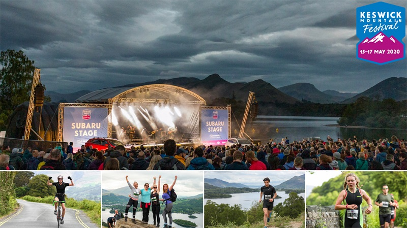 The 2020 Keswick Mountain Festival has been confirmed for 15-17 May