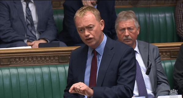 Tim Farron MP