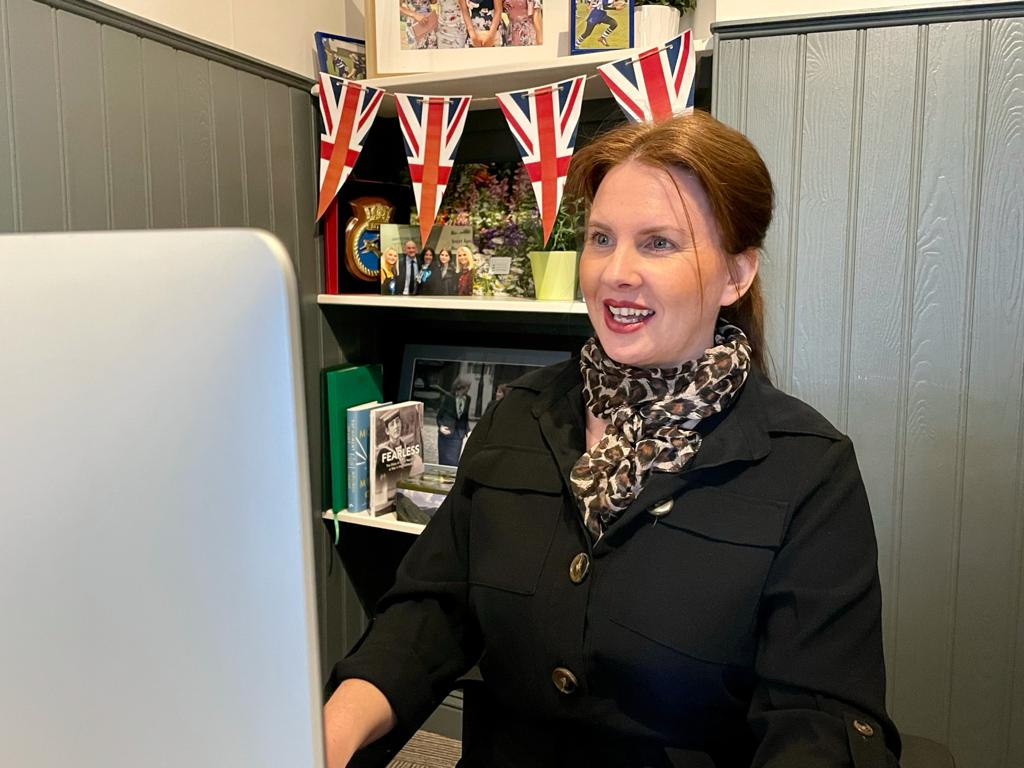 Trudy Harrison hosts call with local farmers and DEFRA