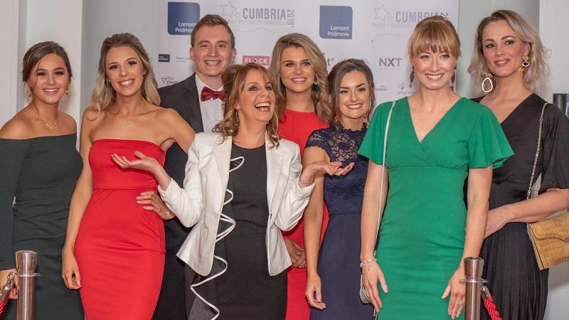 Cumbria Family Business Awards. Credit Victoria Sedgwick