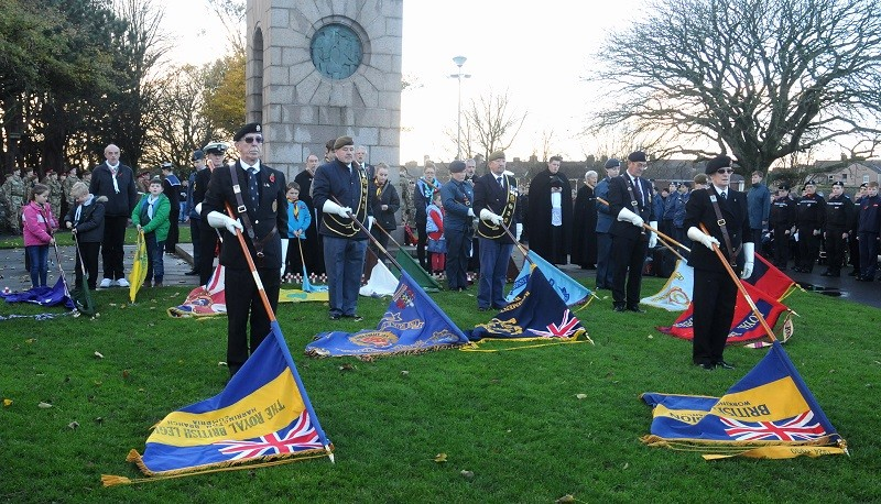 The timings for the annual Remembrance Sunday parades in Harrington and Workington have now been confirmed.
