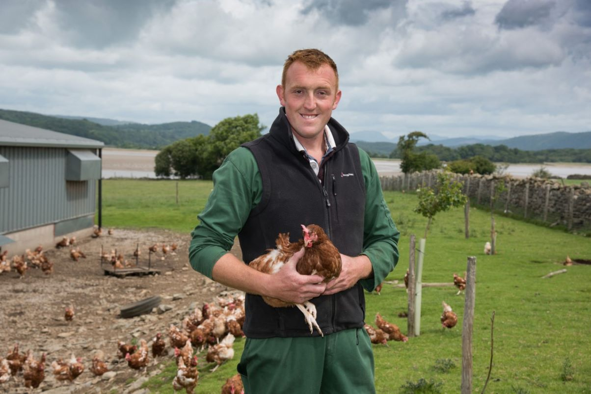 Will Case. Picture: Farmers Guardian