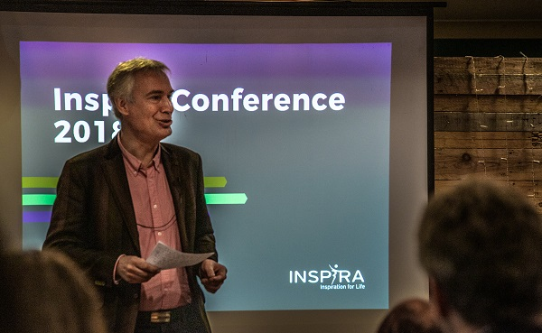 George Beverage - Chair of Inspira