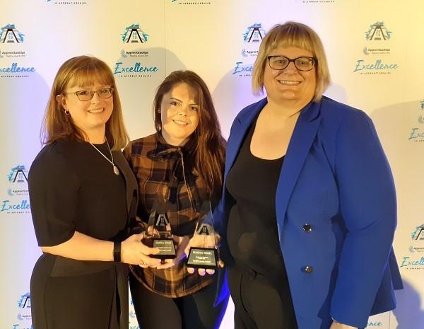 Cumbria County Council award winners