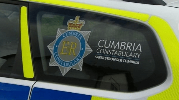 A man suffered swelling to his eye after an attack at a Barrow working men's club.