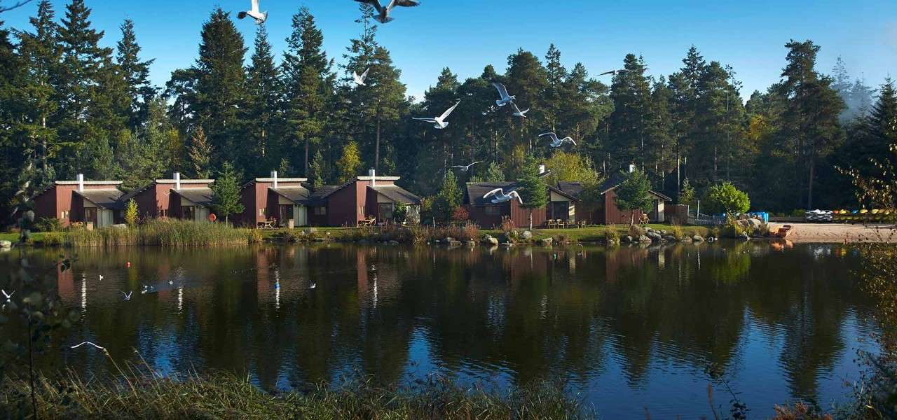 Whinfell Forest. Center Parcs