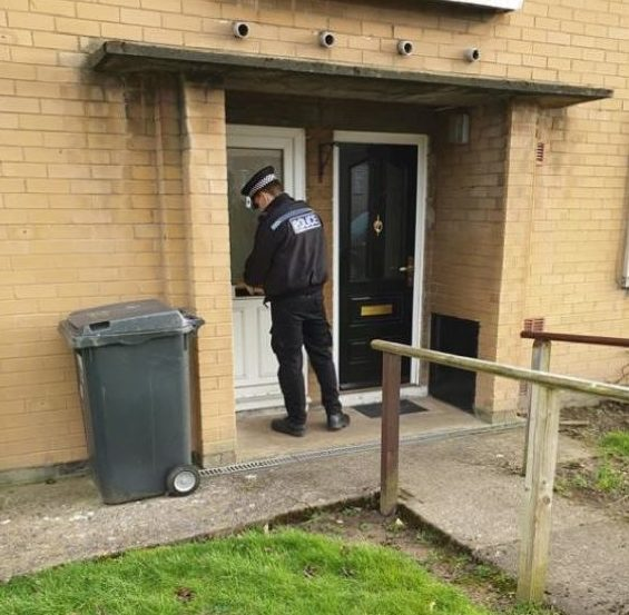 North Cumbria week of action by Cumbria Constabulary