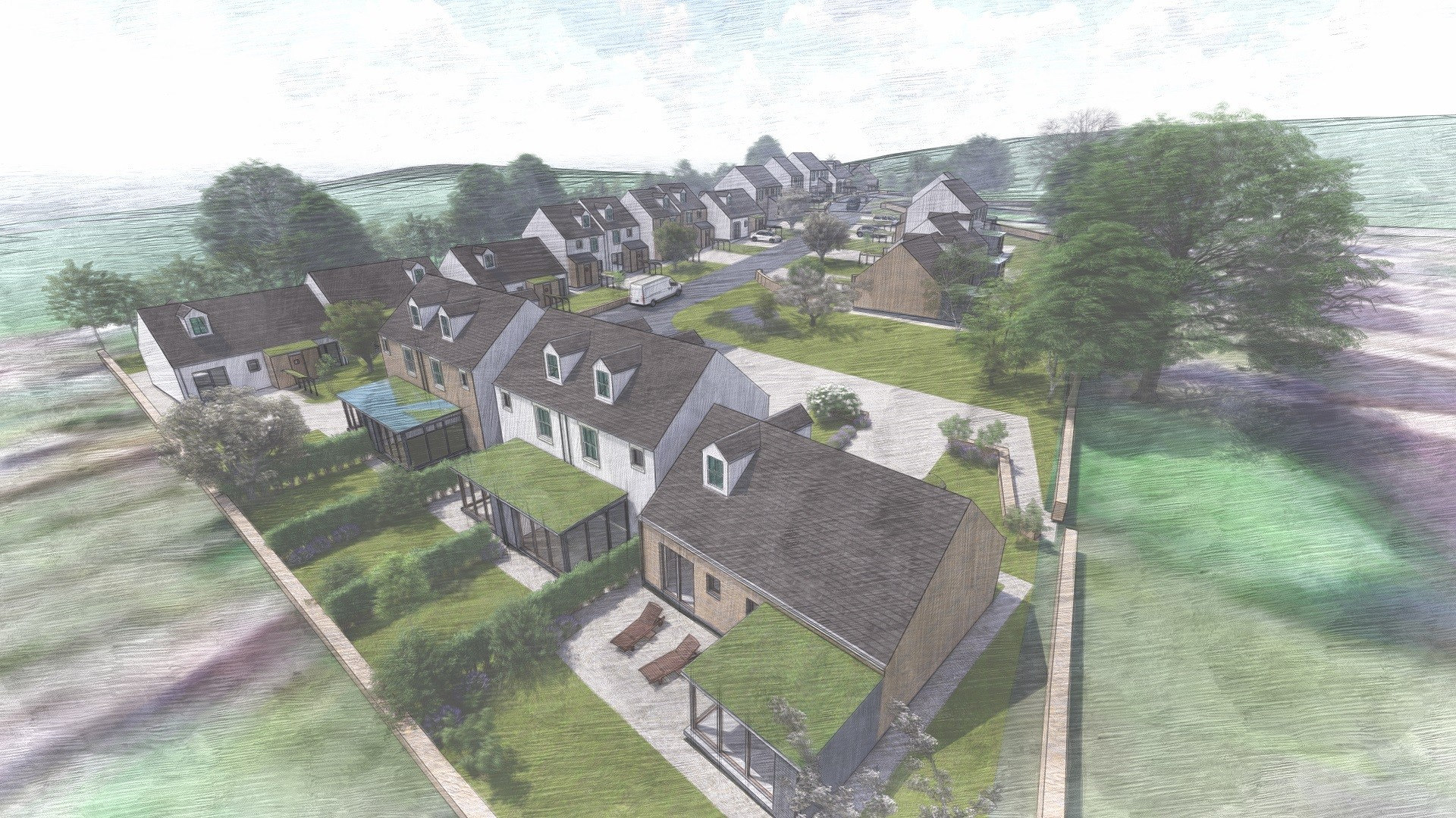 eQuality 22-home development at Kirkby Stephen
