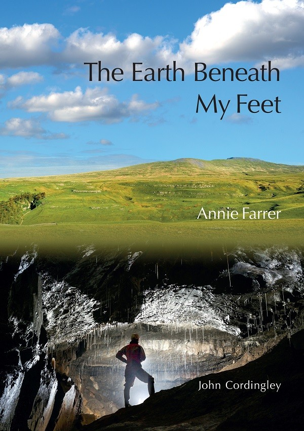 The cover of The Earth Beneath My Feet