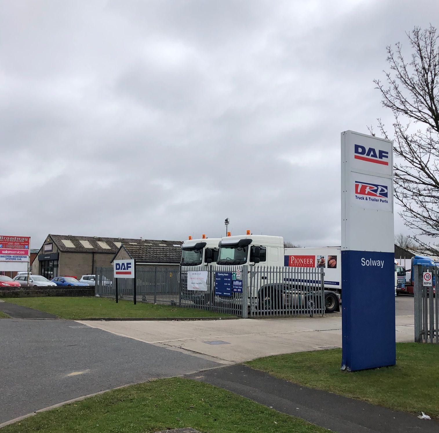 Solway DAF, Kingstown, Carlisle