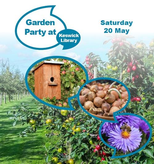 keswick garden party seed swap
