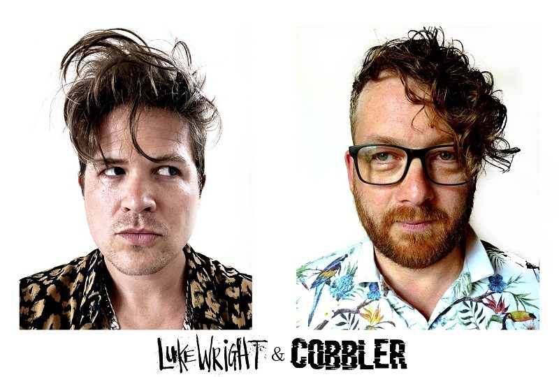 Luke Wright & Cobbler will be bringing their show to The Forum, Barrow, Saturday Sept 27, 8pm