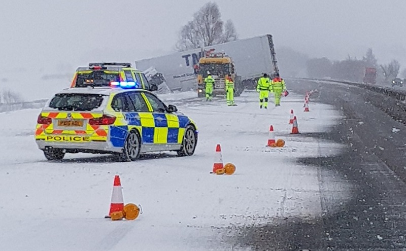 Photo Cumbria Roads Police