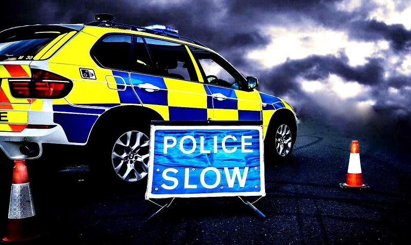 police car slow rtc