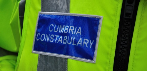 Six silver napkin rings were burgled after thieves broke into a Kendal home.