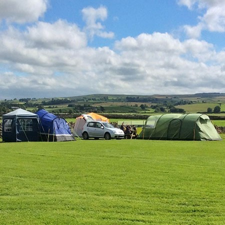 pop up campsites