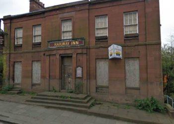 Railway Inn, Carlisle. Picture: Google Streetview