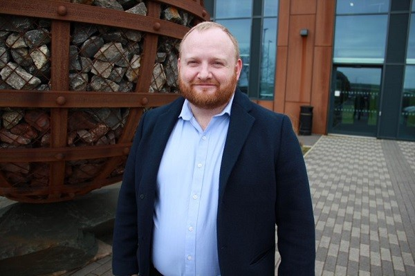 Chris Fairclough, Curriculum Team Leader for Nuclear at National College for Nuclear, Lakes College