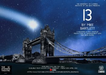 13, by award winning playwright Mike Bartlett at Stanwix Theatre