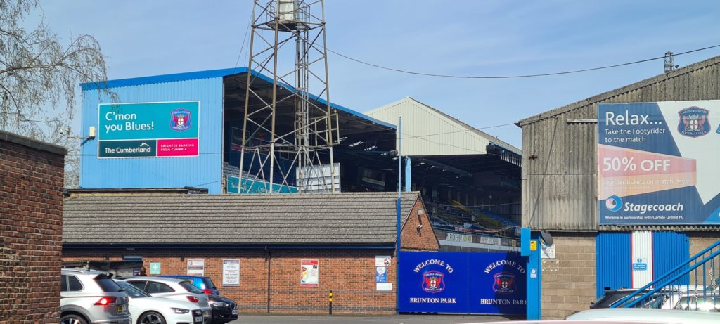 A Carlisle United midfielder has signed a new two-year deal with the club.