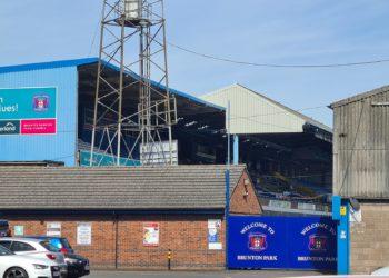 Brunton Park, home of Carlisle United