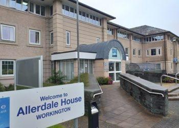 Allerdale House, Workington