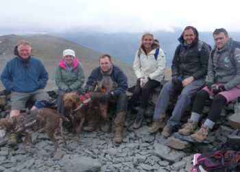 Baines Wilson staff take on Route 66 challenge