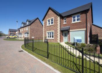 Edgehill Park development, Whitehaven