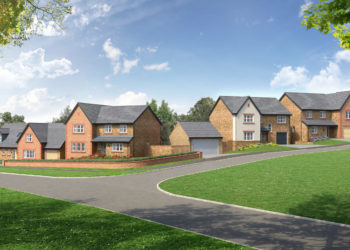 'Greystoke Fields', which will be built by Story Homes