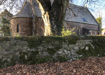 St Mary's Ennerdale - Another Brick In The Wall