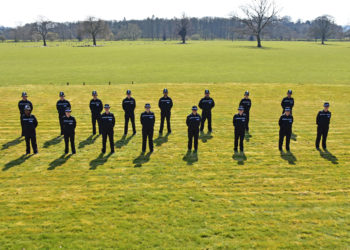 Cumbria welcomes first cohort of officers in new detective programme