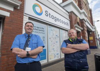 Stagecoach Workington
