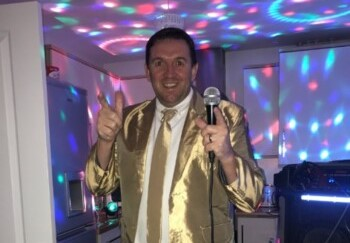 Ian Milburn, who runs IM events, hosted a series of online singing, dancing and bingo events to keep people entertained during lockdown