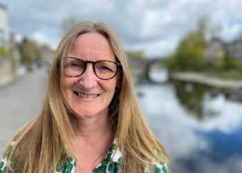 Caz Graham, The new Patron of Carer Support South Lakes