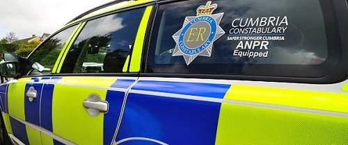 Police are probing a collision which saw a schoolboy taken to hospital.