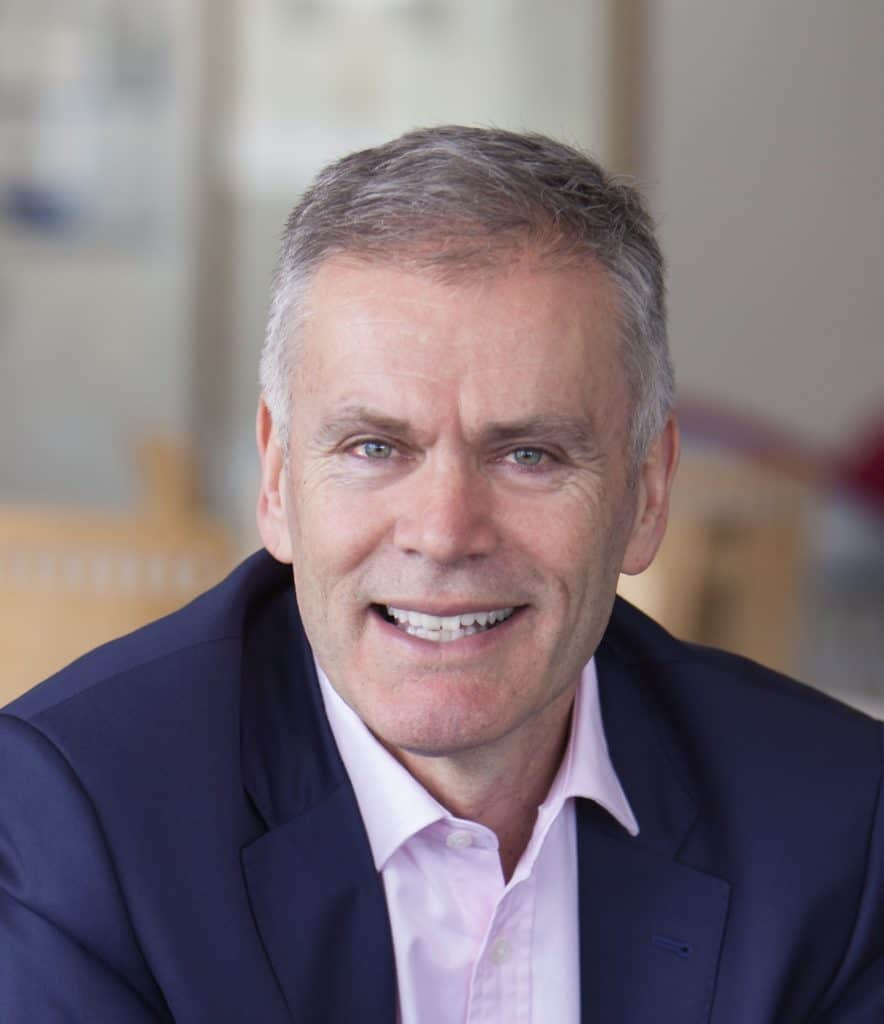 Des Moore, chief executive of The Cumberland Building Society, brings more than 40 years' experience in financial services, having joined The Cumberland as chief executive in April 2018. He is now a Cumbria Local Enterprise Partnership board member
