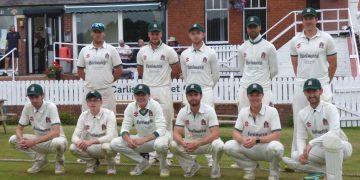 Cumbria Cricket squad. Picture: Phil Turner.