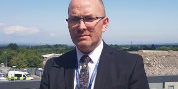 Detective Superintendent Dave Stalker, theseniorinvestigatingofficerin the Lee McKnight murder probe