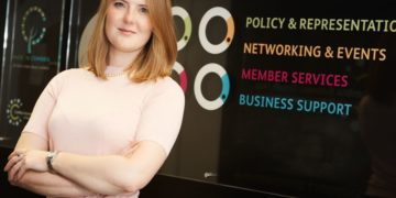 Eve Halliday, business growth manager at Cumbria Chamber of Commerce