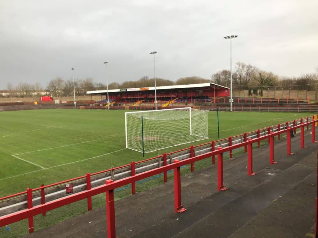 Workington Reds have added another two new faces to their injury-hit squad ahead of tomorrow's home game with Market Drayton.