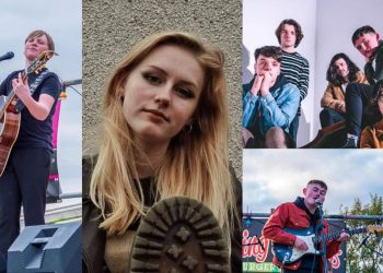 Logan Paul, Grace Price, Springfield and Danny Dunnery