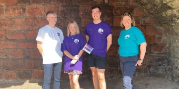 Five members of staff at a rural insurer are to take part in a skydive to raise money and awareness for suicide prevention.  The staff at the Penrith and Cockermouth agencies of NFU Mutual are taking part in the challenge on September 3 to raise money for the suicide prevention charity PAPYRUS.