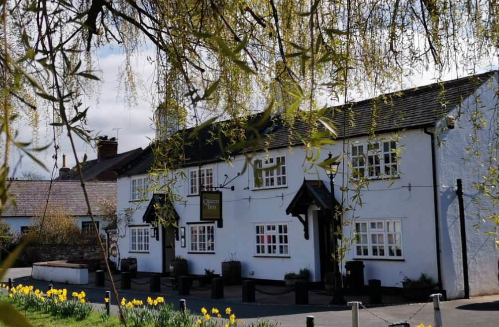 The Queen Inn at Great Corby