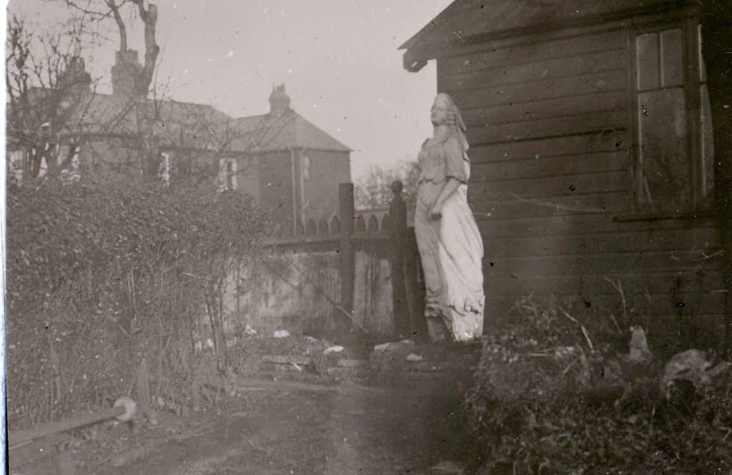 Whitehaven lass in 1930s