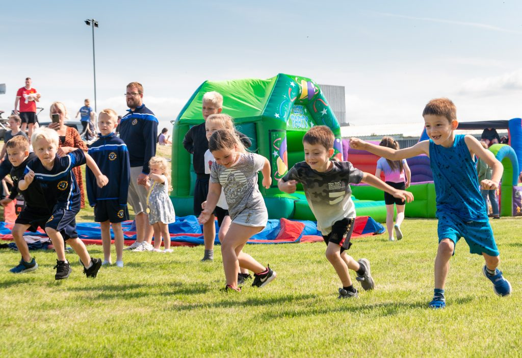 Xtreme Fitness Sports Day