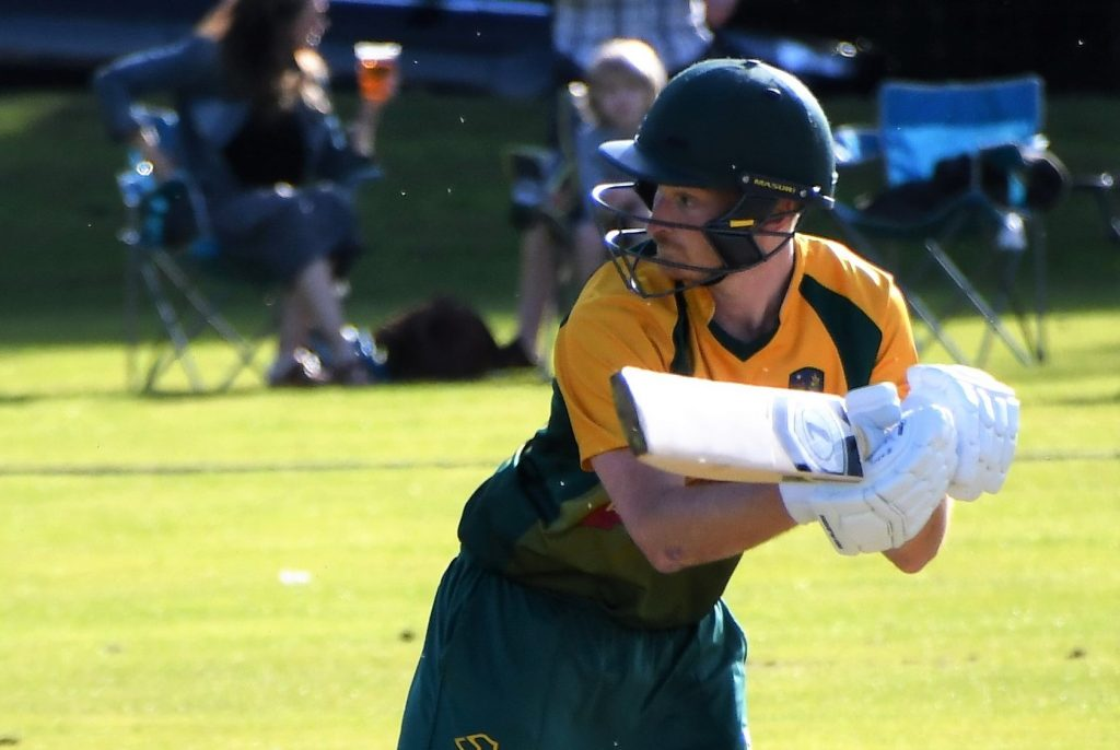Alex Grainger, Cockermouth Cricket Club Picture: Ben Challis
