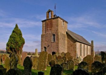St Cuthbert's, Bewcastle