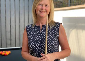 Eden Valley Hospice supporter Catherine Watson