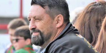 Gary Charlton, Whitehaven RLFC. Picture: Ben Challis