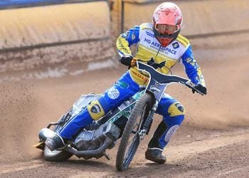 Richard Lawson. Picture: Plymouth Gladiators/Mike Hinves